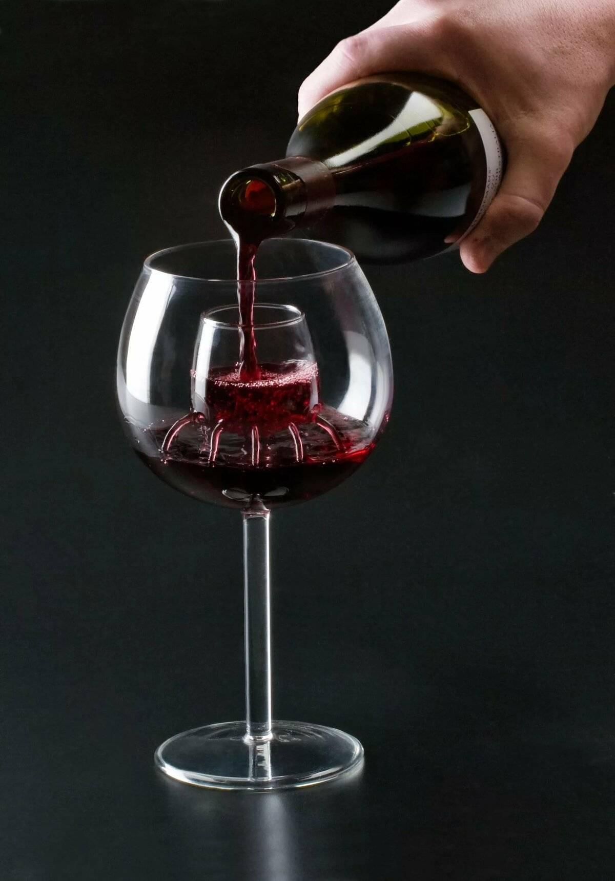 Почему бокалы для вина имеют разную форму: как выбрать бокал