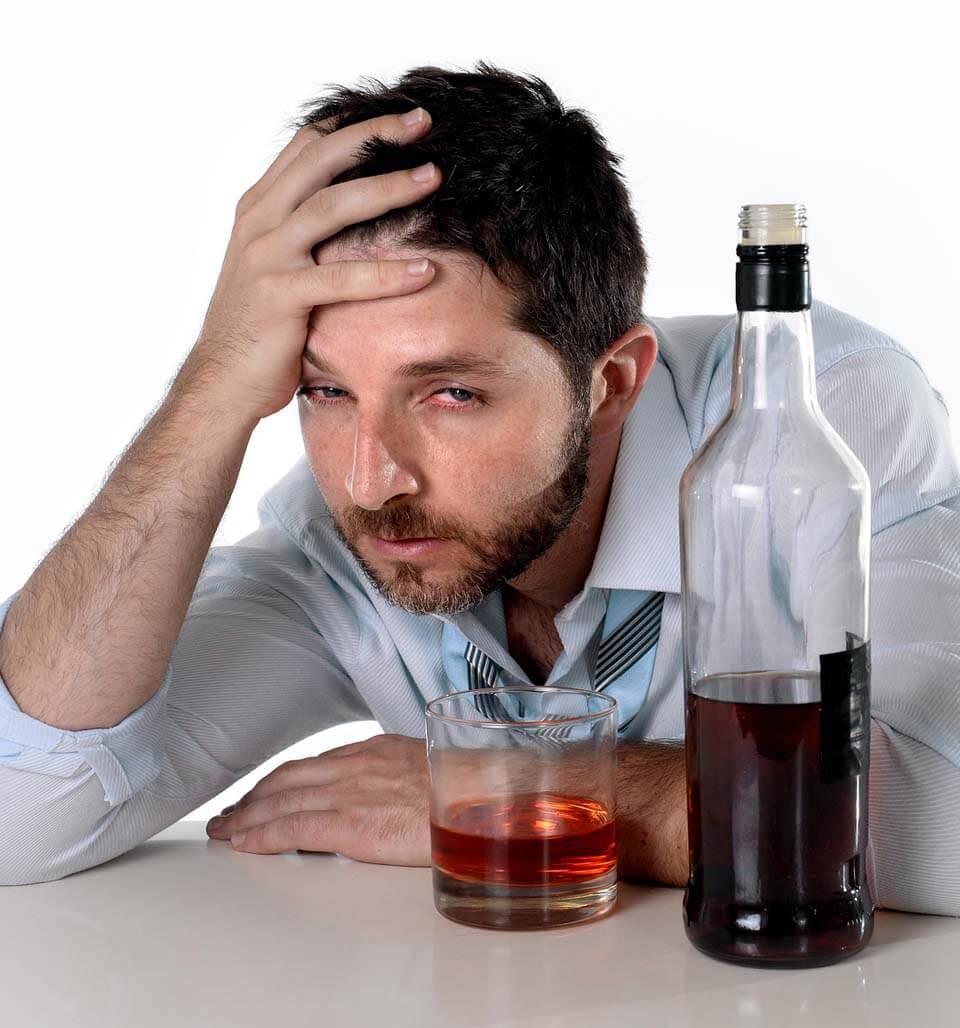 На утро после пьянки тошнит
