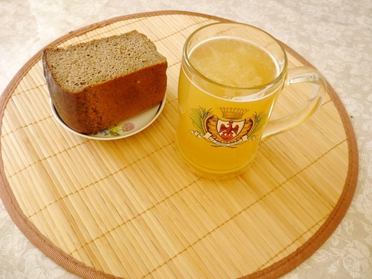 Как приготовить хлебный квас без дрожжей в домашних условиях. лучший рецепт приготовления кваса из черного хлеба