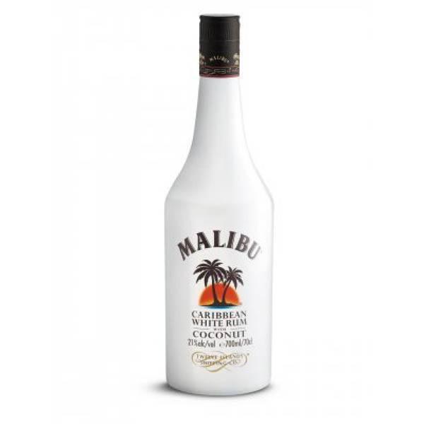 Кокосовый ликер малибу — что представляет собой напиток