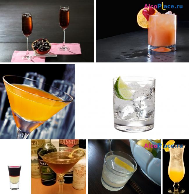 Простые коктейли с джином: рецепт приготовления дома