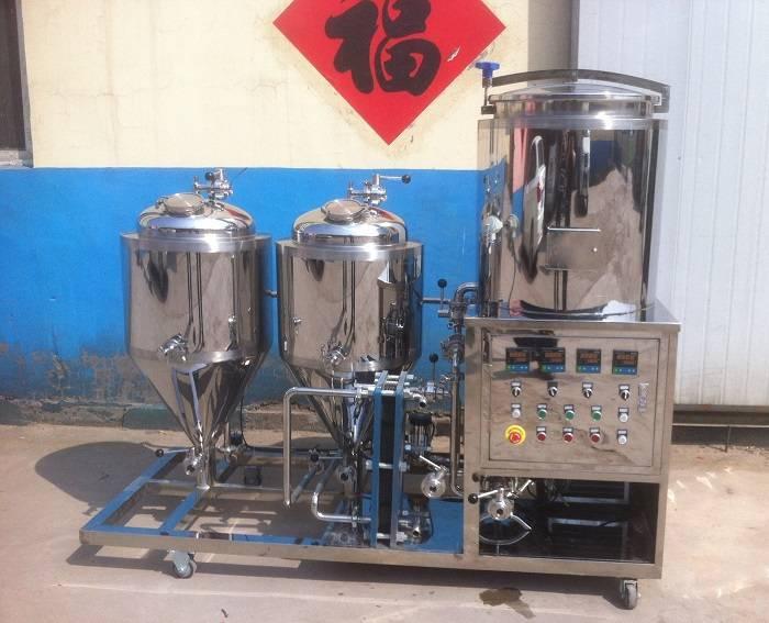 Как выбрать пивоваренное оборудование?