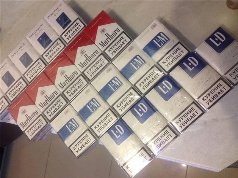 Сколько пачек сигарет в блоке и стоит ли брать табачные изделия на отдых? :: syl.ru