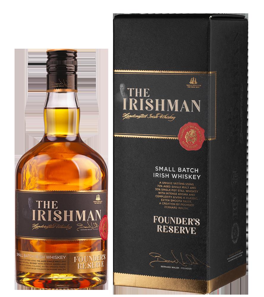 Знаменитое виски из ирландии нового поколения - irishman. обзор, виды, правила уптребления