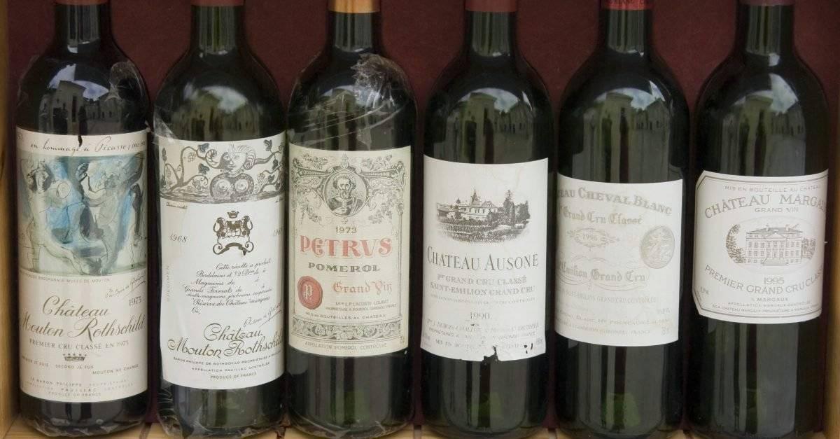 Обзор видов вина из Бордо