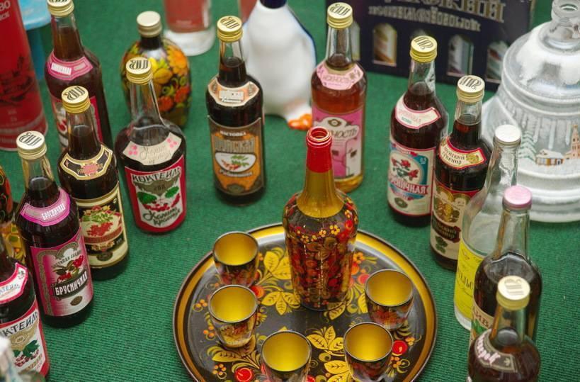 Шуйская водка производится на шуйском ликеро-водочном заводе