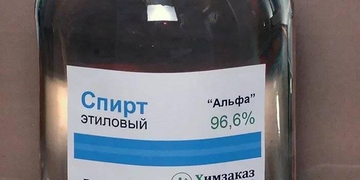 Можно ли пить этиловый спирт этанол 95 что можно и нельзя