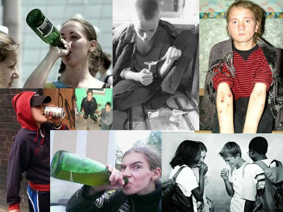 Женский алкоголизм в цифрах