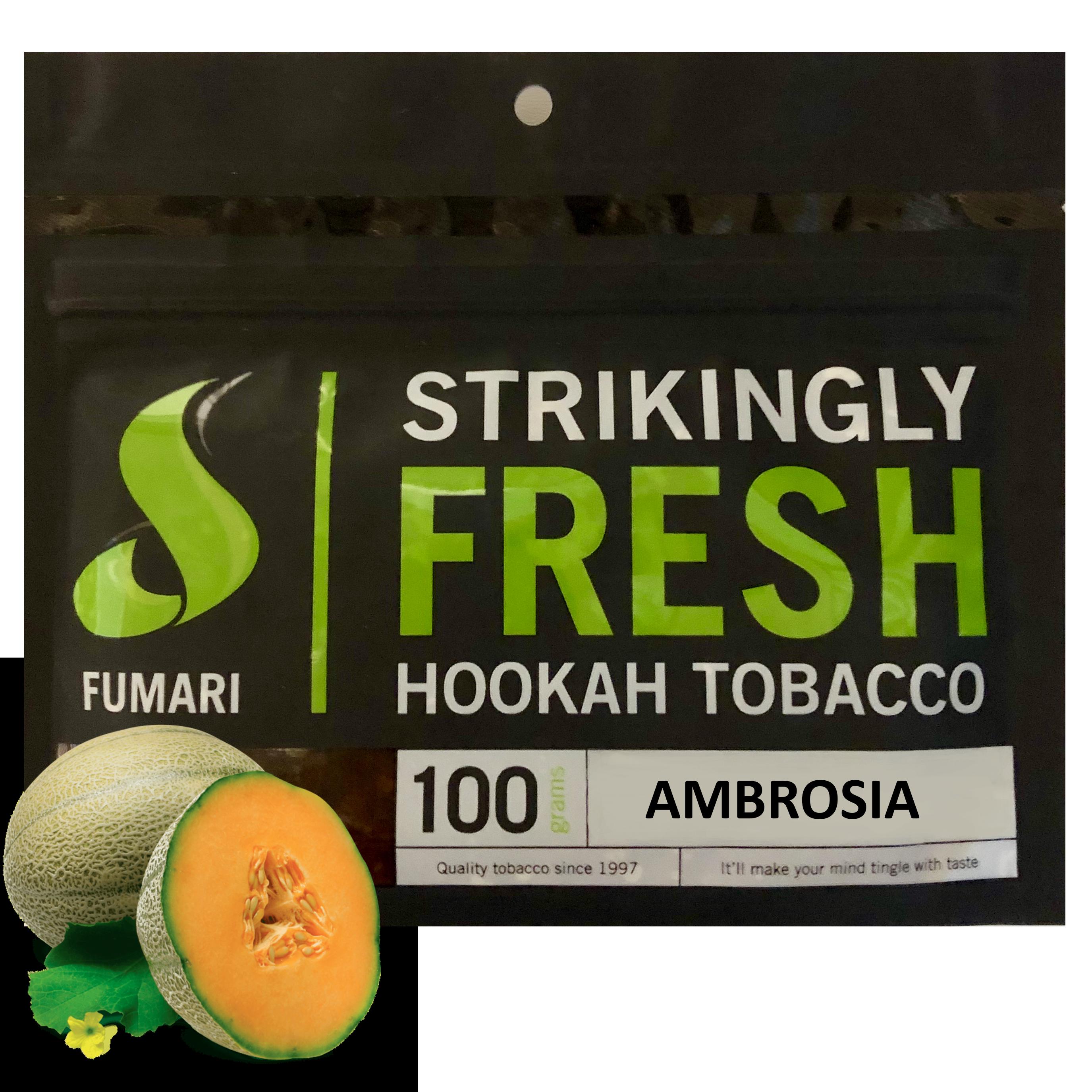 Американский табак фумари (fumari) и его лучшие вкусы