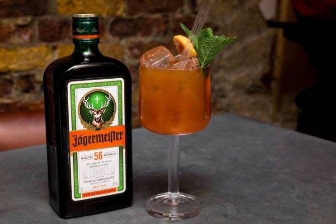 Коктейли с jägermeister: топ-10 рецептов для тех, кто не хочет ехать в бар
