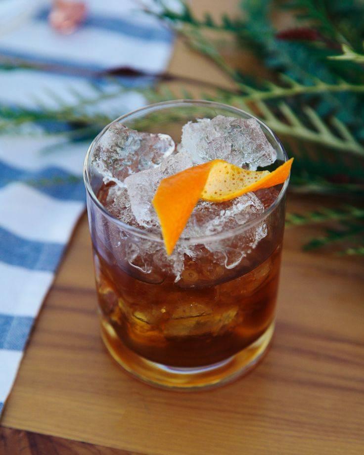 3 способа приготовить коктейль old fashioned | brodude.ru