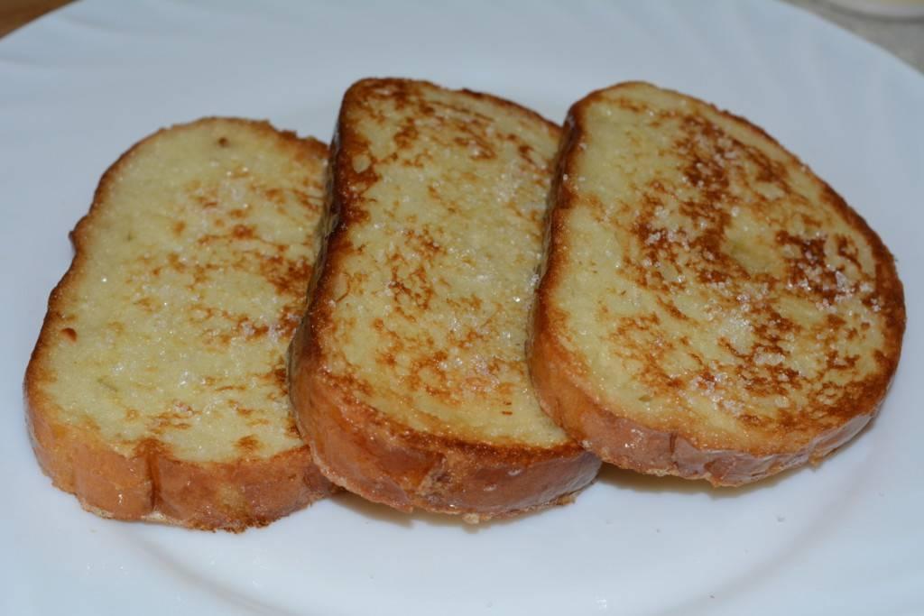 Гренки из белого хлеба: как сделать вкусными