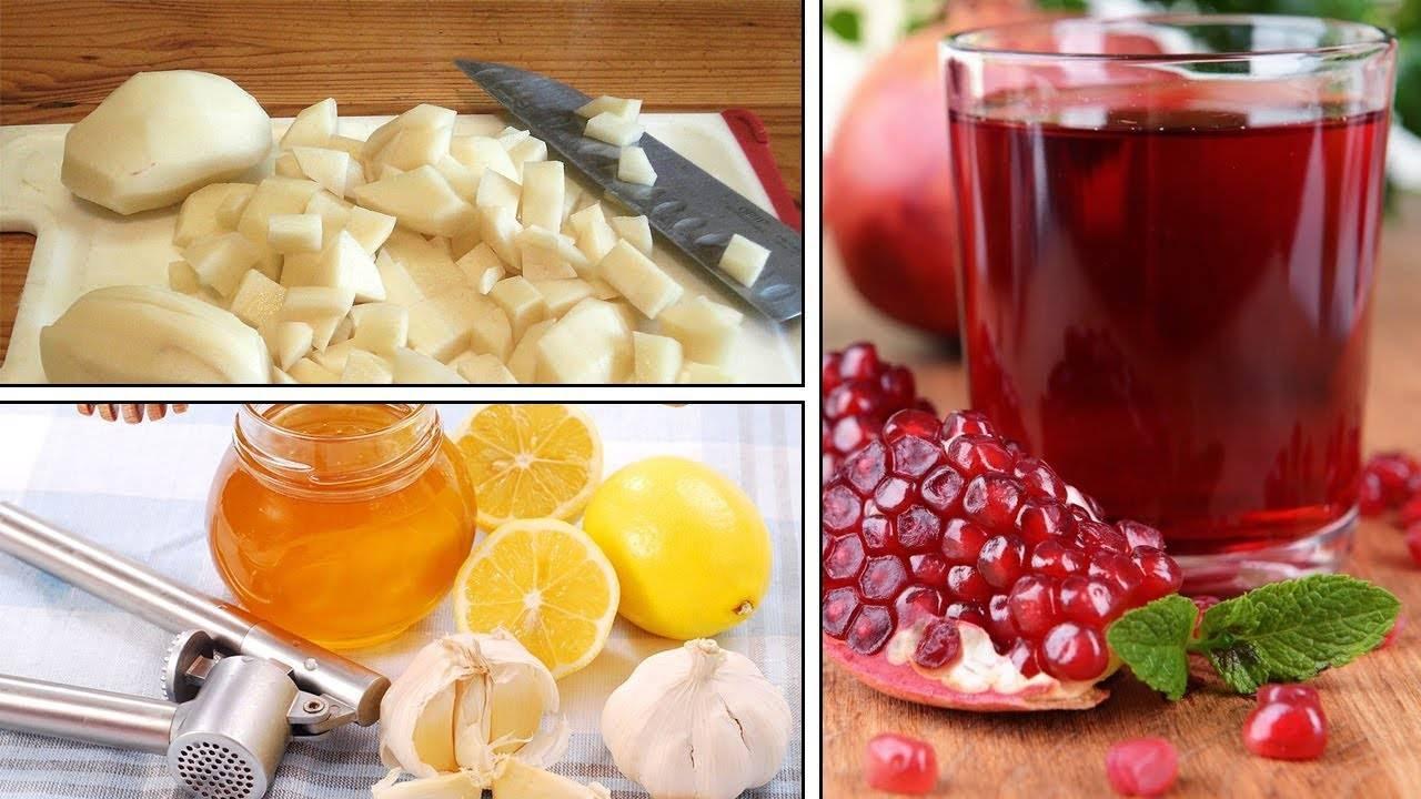 10 методов, как почистить кровь в домашних условиях с помощью народных средств и продуктов питания