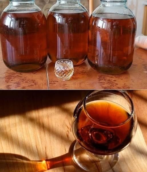 Рецепт латгальского коньяка из самогона в домашних условиях