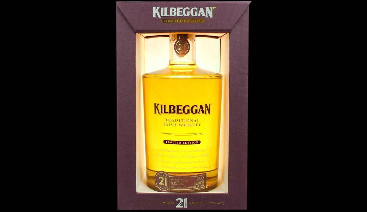 Ирландский производитель виски kilbeggan whiskey преобразил свой старый бренд, этого удалось добитьс