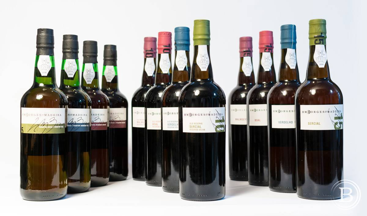 Вино мадейра