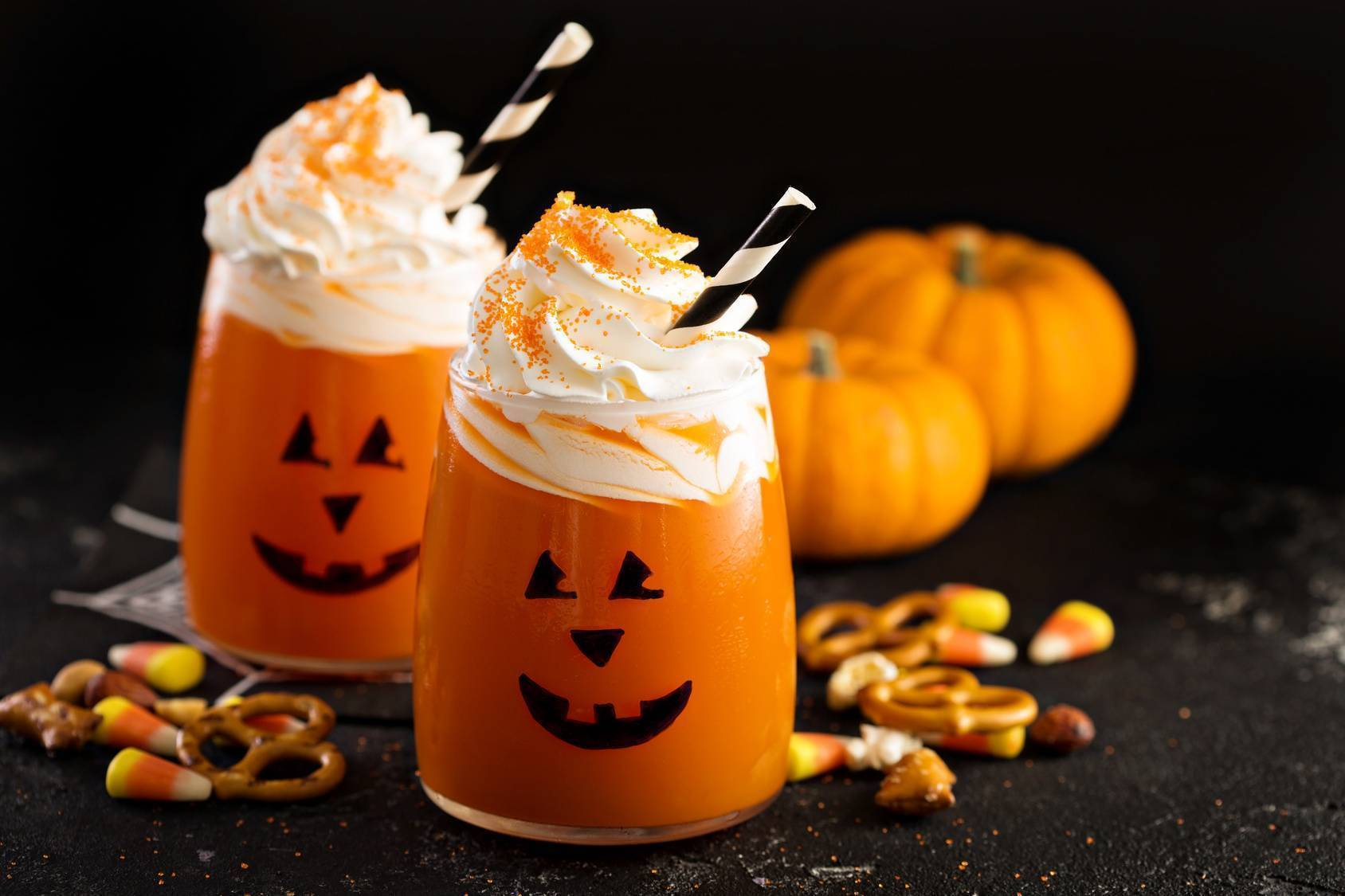 Закуски на хэллоуин, часть 1 (рецепты)