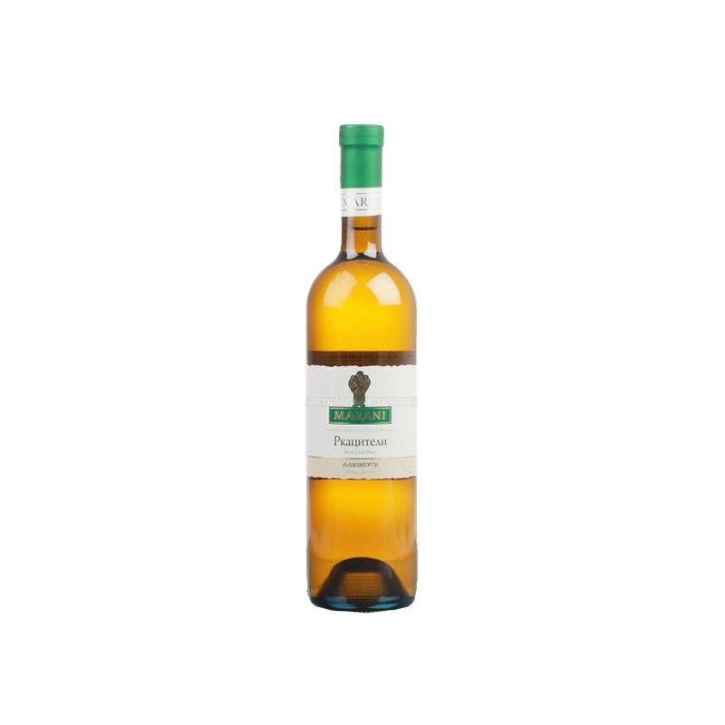 Вино ркацители и его особенности