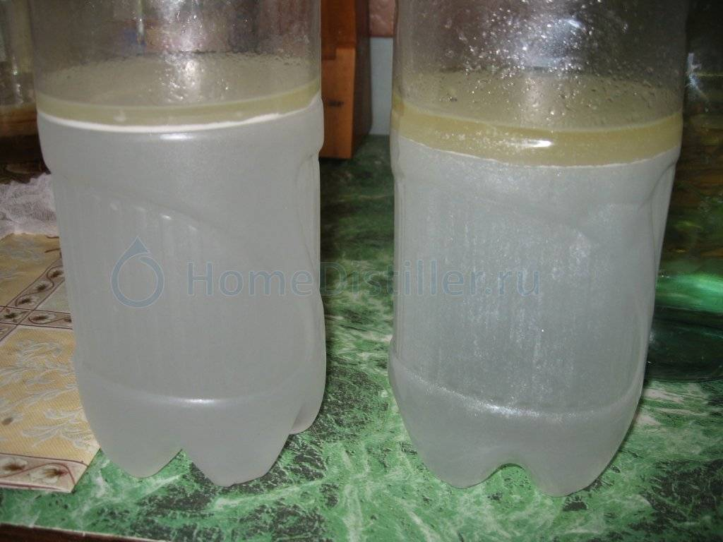 10 способов очистить самогон от сивушных масел