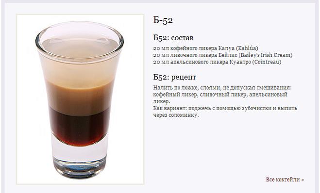 Коктейли с ликером бейлиз: рецепты приготовления в домашних условиях