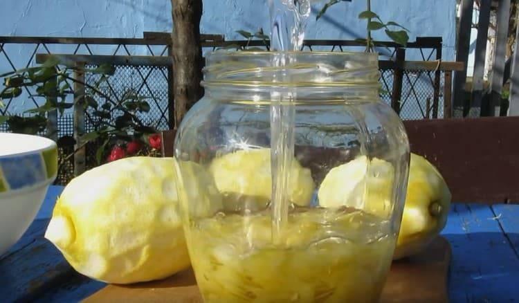 Лимончелло - рецепт с пошаговыми фото | меню недели