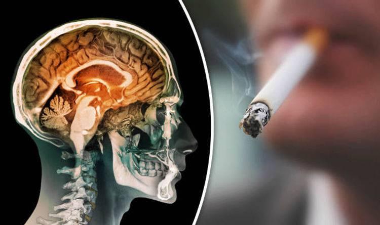 Как влияет курение на головной мозг