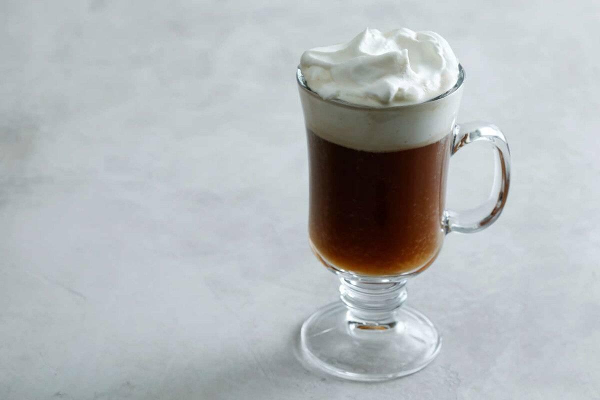 Ирландский кофе (irish coffee) | кофефан | яндекс дзен