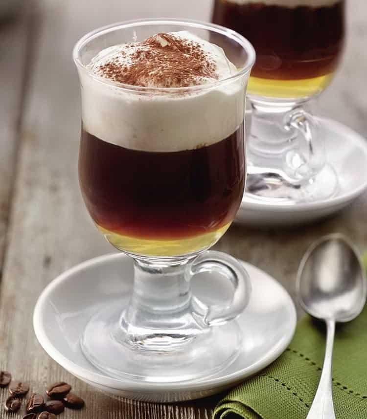 Кофе по-ирландски - рецепты приготовления с фото