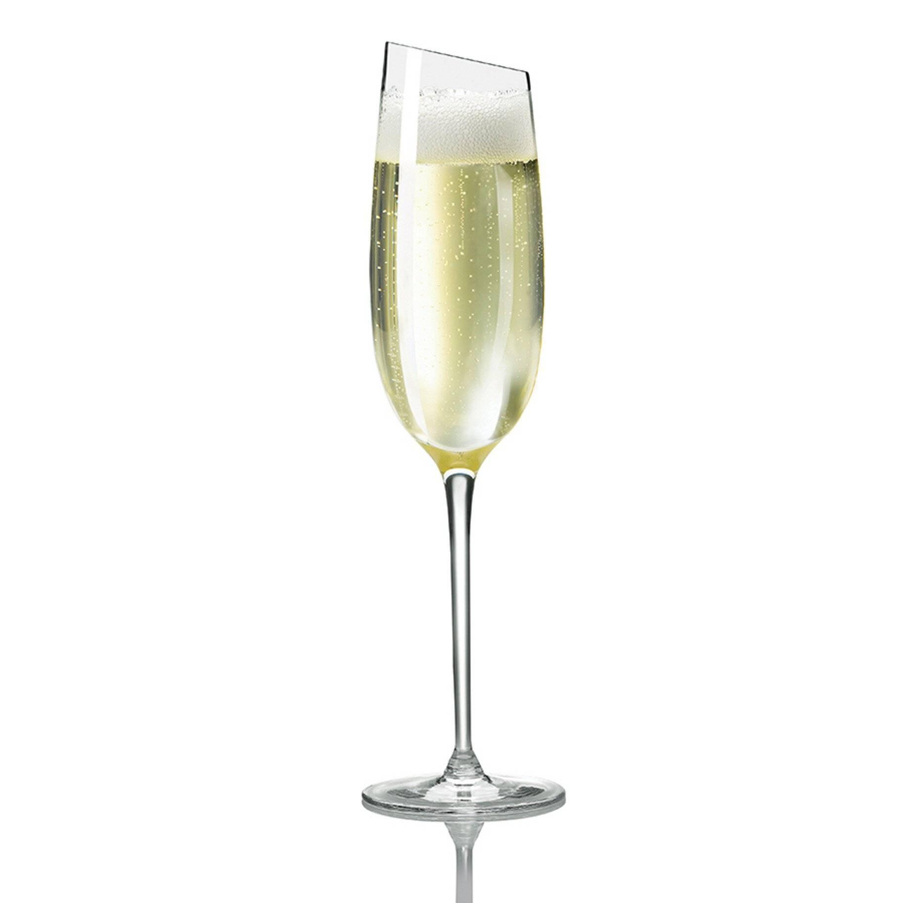 Бокал шампанского: мастер-класс по праздничному декору