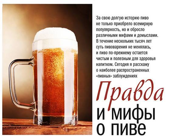 От пива полнеет лицо. толстеют ли от употребления пива