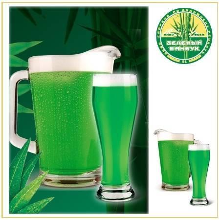 Зеленое пиво: состав и особенности производства