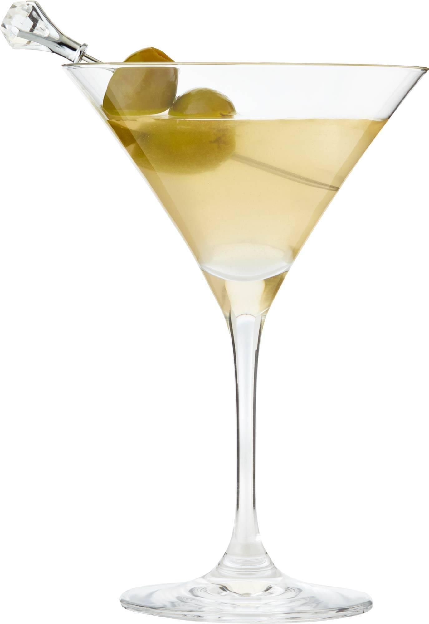 """Как пить сухой """"мартини экстра драй"""" – правила для всех"""