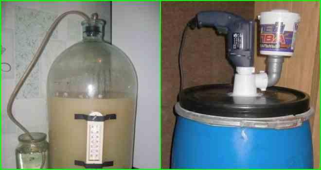 Как правильно приготовить брагу или правильная температура для броженияискусство самогоноварения