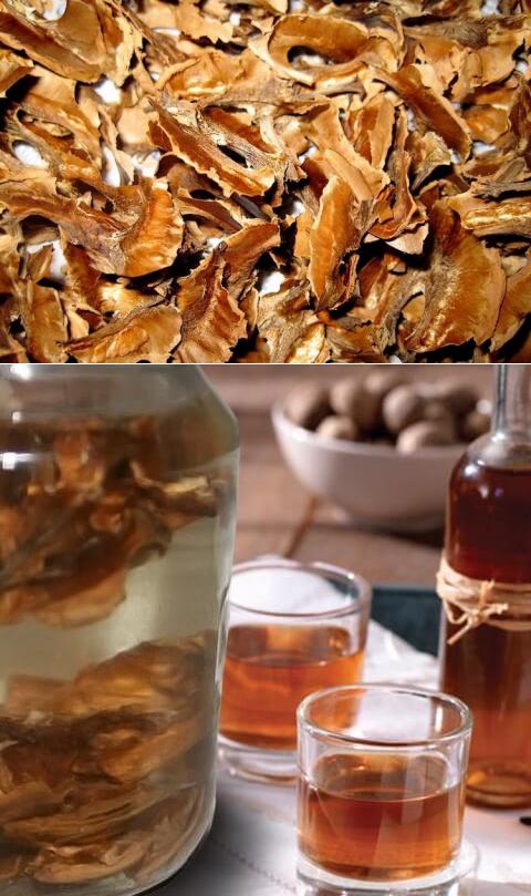 Настойка зеленого грецкого ореха на водке – применение