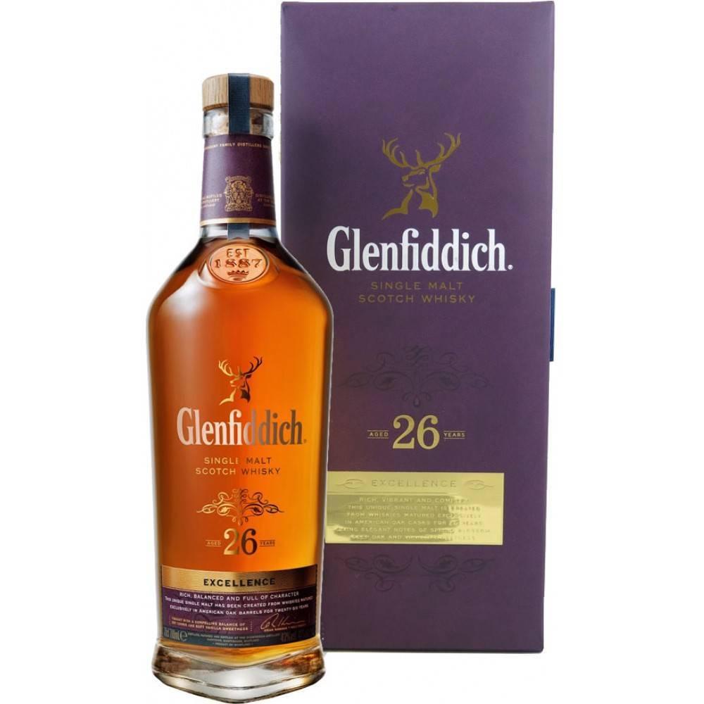 Шотландский виски glenfiddich (гленфиддик) - история создания, дигустационные особености напитка, как выбрать оригинал