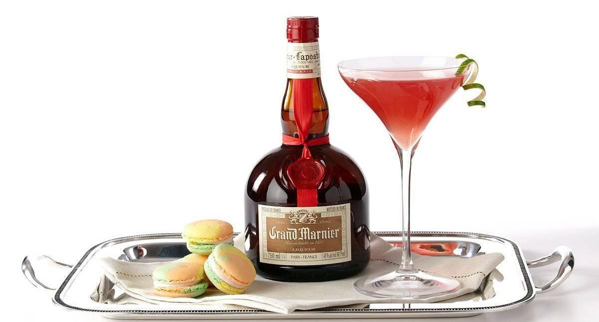 Grand marnier ликер — история алкоголя