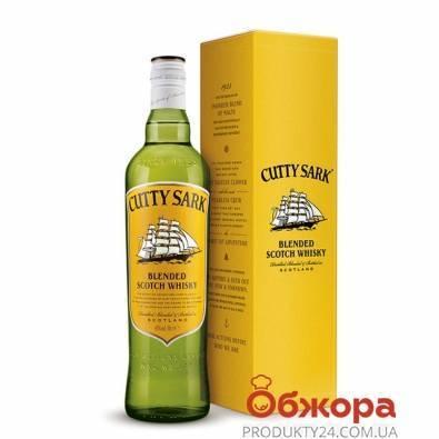 Откуда у виски катти сарк такое название, что отличает этот напиток от других и какой выдержки он может быть?