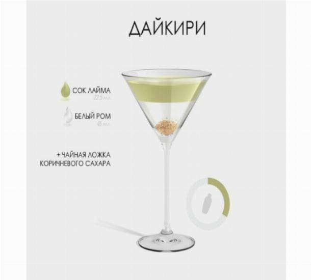 Дайкири коктейль: рецепт классический и оригинальный, состав клубничного напитка