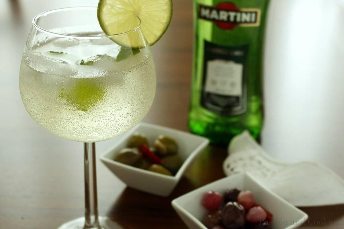 Рецепты коктейлей с мартини – 20 лучших вариантов