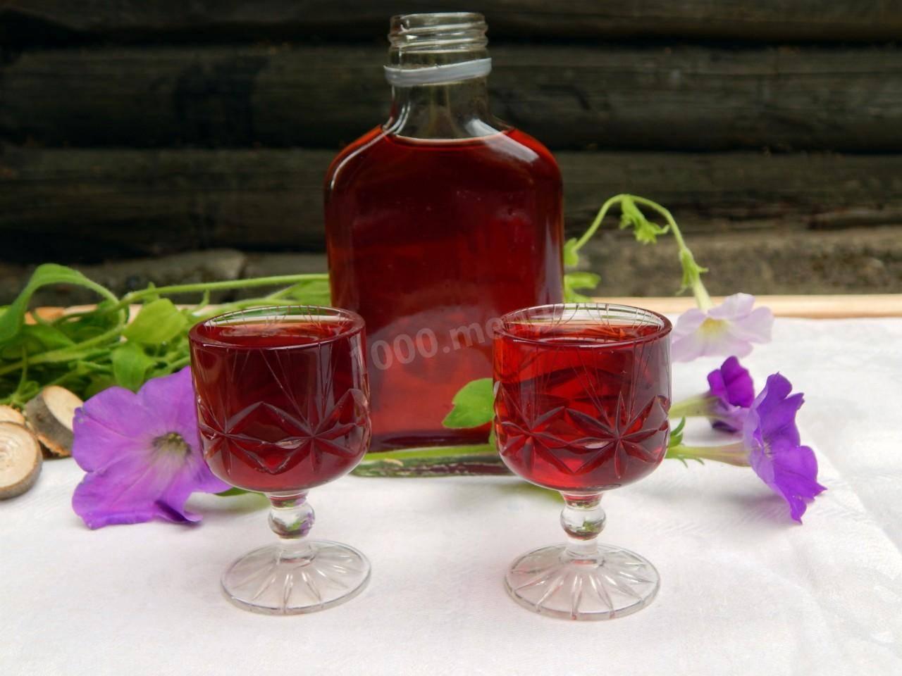 Рецепты настоек из ягодного варенья в домашних условиях – как правильно пить