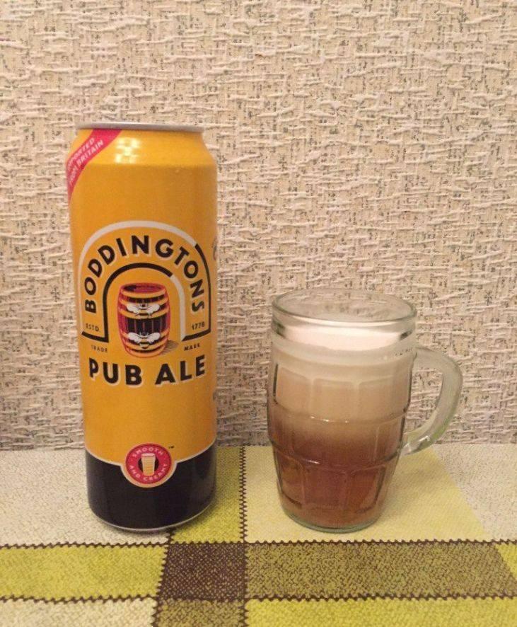Обзор пива с азотной капсулой