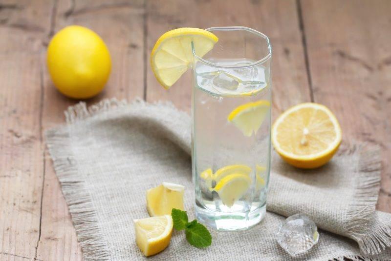 От запоя лимоны и мед