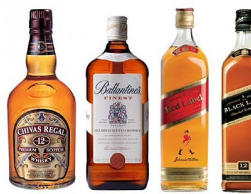 Чем отличается виски от коньяка? история происхождения и различия.