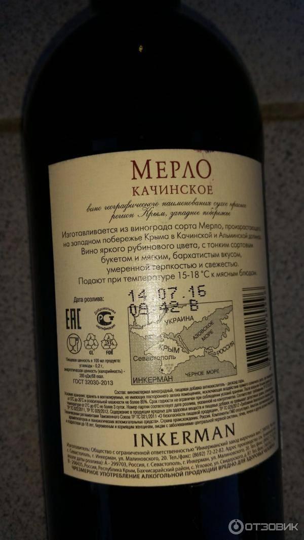 Мерло — особенности сорта винограда, из которого делают вкуснейшее вино