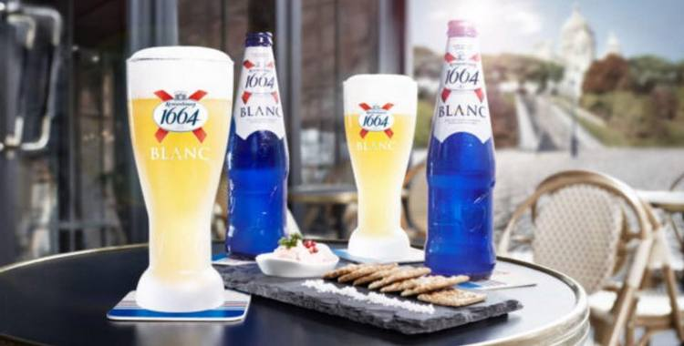 Пиво кроненберг 1664 бланк — история алкоголя