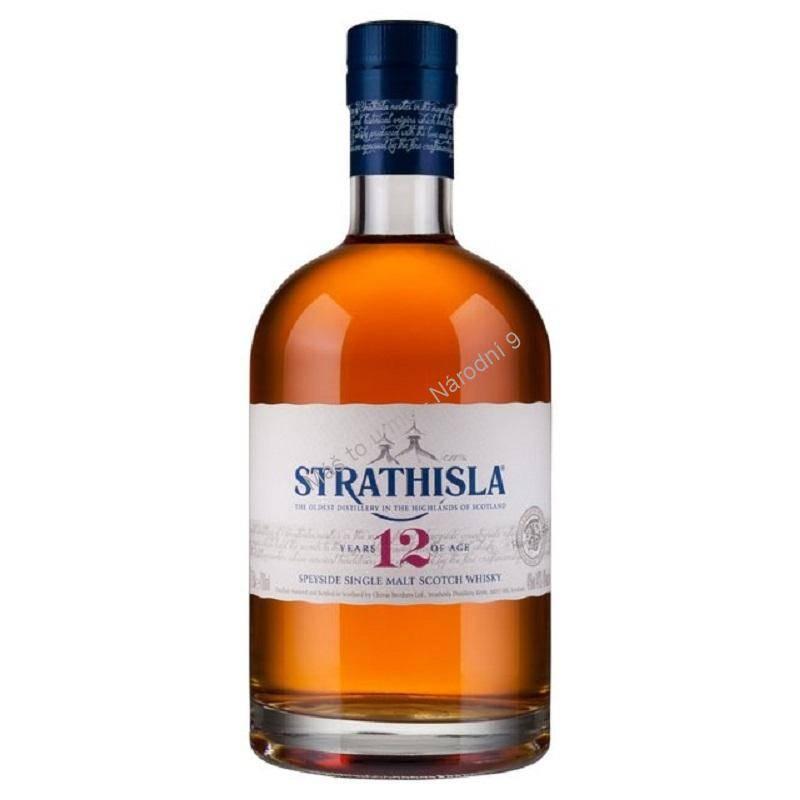 Виски стратайла — история алкоголя