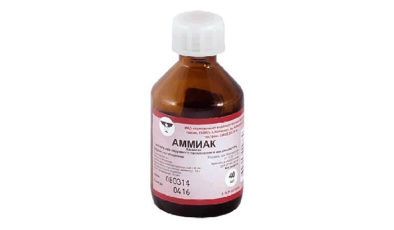 Симптомы и признаки, характеризующие отравление аммиаком, первая помощь