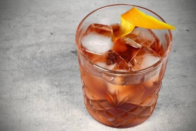 Коктейль с кампари / алкогольные коктейли / tvcook: пошаговые рецепты с фото