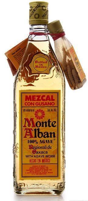 Мескаль - что это? как правильно пить мескаль
