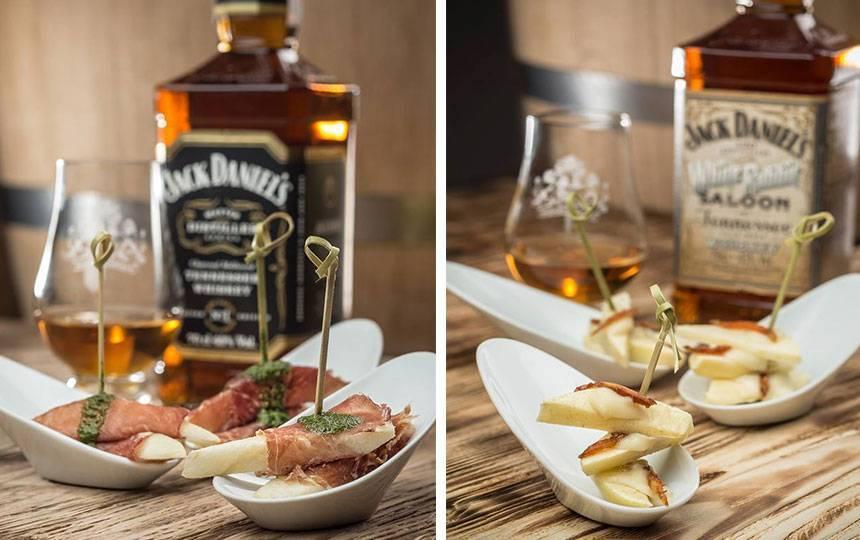 5 самых подходящих к виски закусок